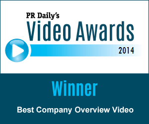 2014 - PR Daily Video Award