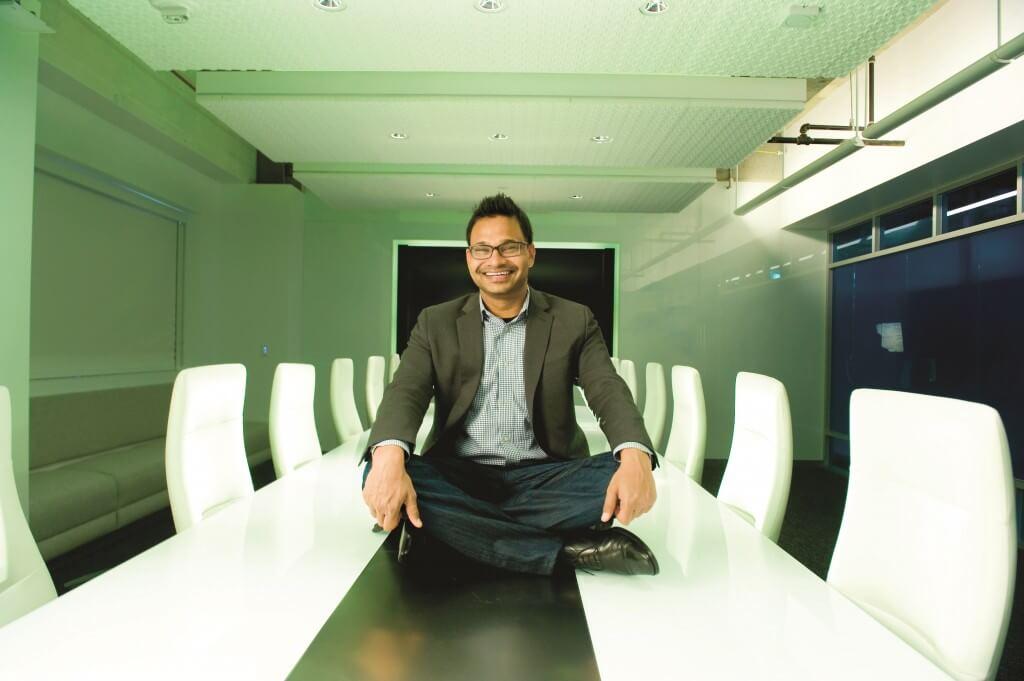 AppDynamics - CEO - Jyoti-Bansal