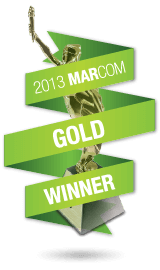 Trainer Communications - Marcomm Gold Winner Award 2013