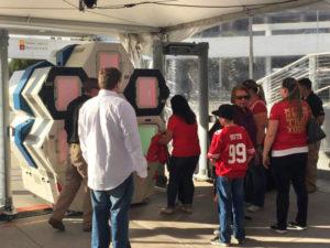 Levis-Stadium-guests-experiencing-the-Qylatron-1024x768