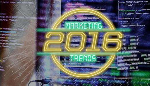 Marketing 2016 Predictions