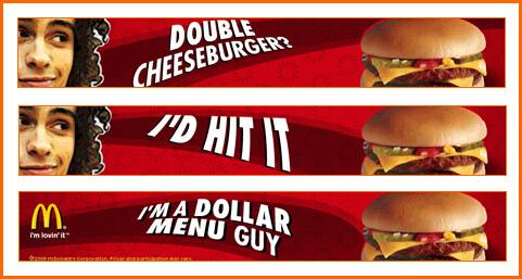 mcD good marketing
