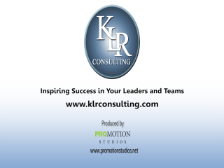KLR Consulting Training
