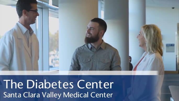 Santa Clara Valley Medical Center Diabetes Center Video