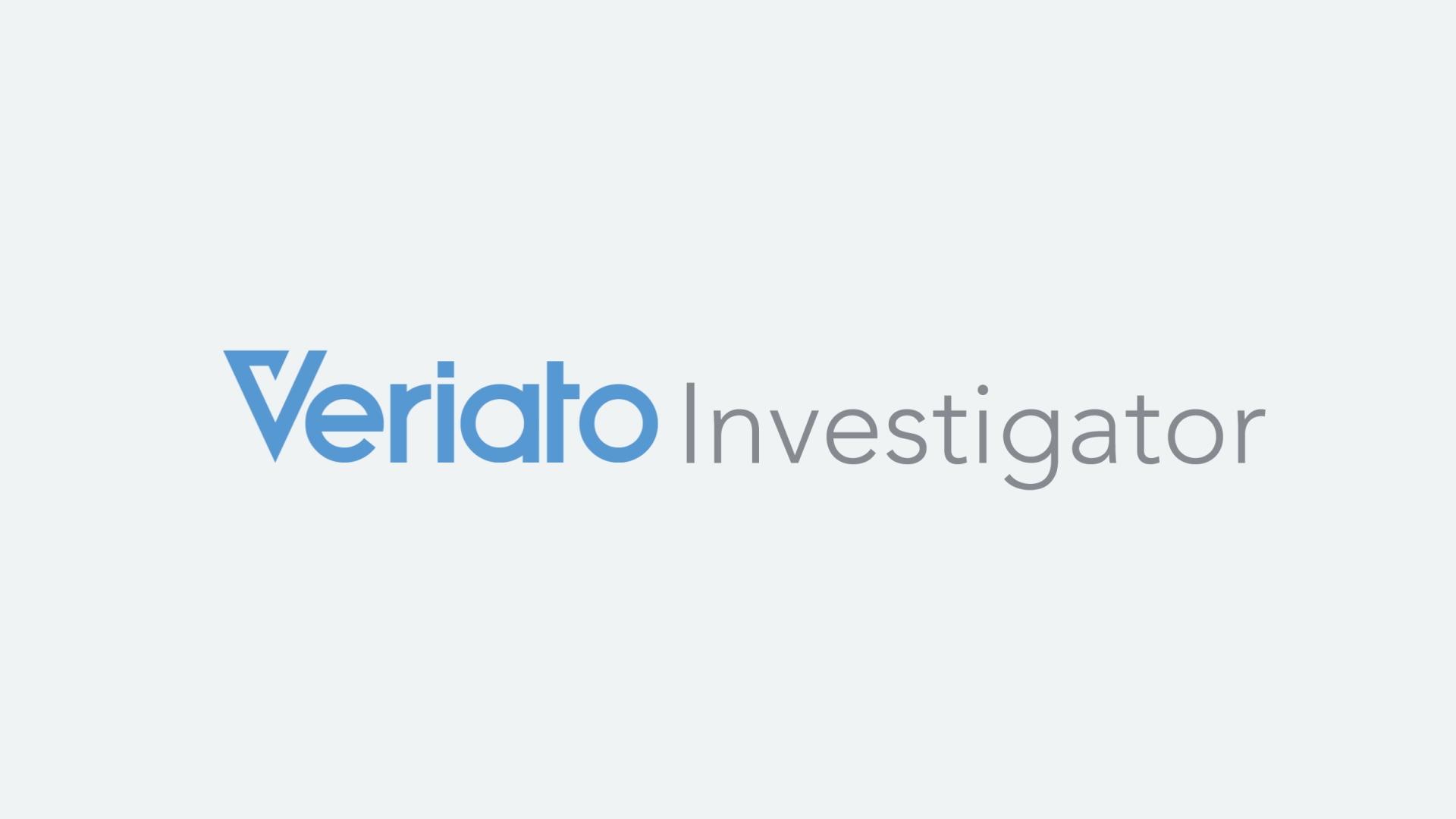 Veriato Investigator
