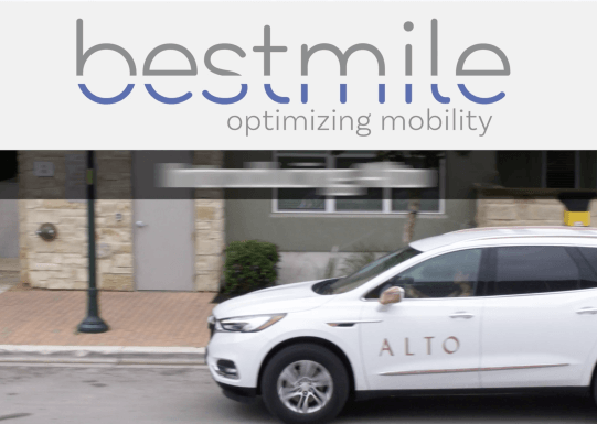 Bestmile - Alto Customer Video